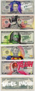 Justice League Money