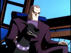 Old Bruce Wayne
