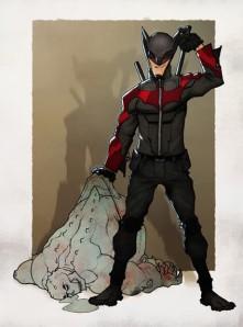 Anjin Anhut's Batman