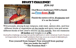 Bruce's Challenge