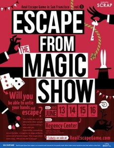 Escape from the Magic Show