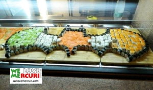 Batlogo Sushi